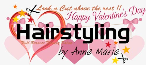 Hairstyling By Anne Marie